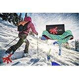 Gecko Pieles de foca Esquí Alpinismo 125x170a190