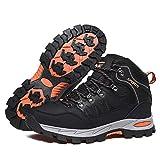 Zapatillas Trekking Hombre Mujer Trail Running Antideslizantes Zapatos de Senderismo...
